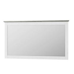 Zrkadlo, biela, LIONA LM 28